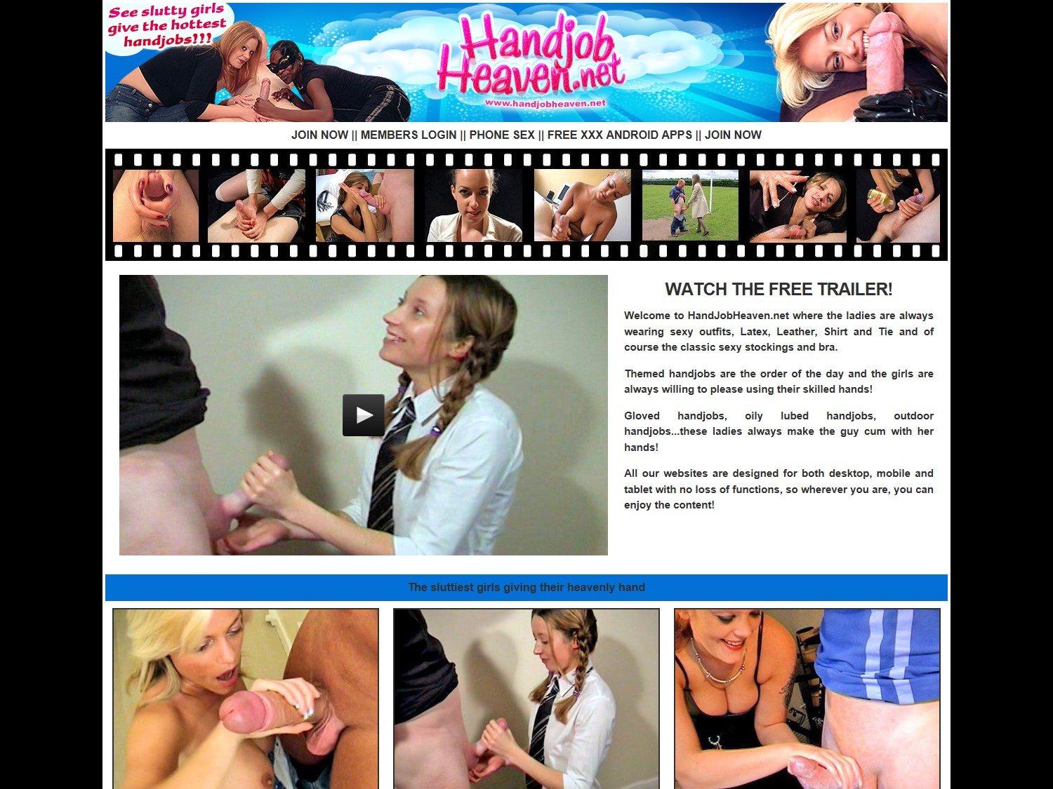 best free handjob sites